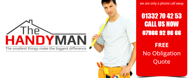 Handy Man Derby - Odd Jobs, Cheap & Reliable Handy Man Derby