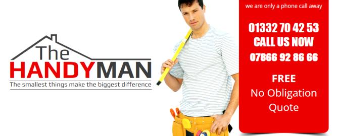 Handy Man Derby - Odd Jobs, Cheap & Reliable Handy Man Derby